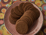 Moravian Spice Cookie Wafers (United States)