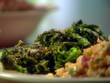 Simple Sauteed Mustard Greens