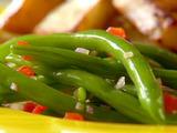 Garlic Green Bean Salad