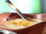 Creamy Cheesy Grits