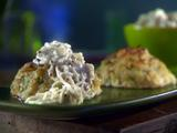 Sunny's Simple Crabcakes with Celery Root Remoulade