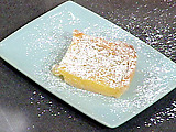 Super Lemony Lemon Squares