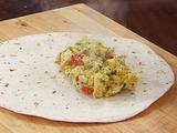 Cal-Mex Veggie Breakfast Burrito