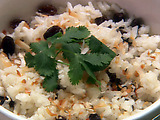 Arroz con Coco: Coconut Rice