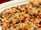 Pigeon Pea Rice: Arroz con Gandules