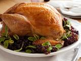 Bay and Lemon Brined Turkey