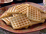 White Bean Waffles