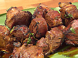 Asian Lamb Chops