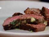 Seared Porterhouse with Oozing Maitre d' Butter