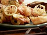 Battered Shrimp