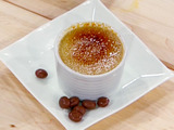 Chicory Coffee Creme Brulee