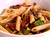 Tricolore Penne Pasta with Chicken