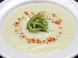 Pompidou Potato Leek Soup