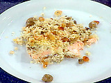 Salmon in a Couscous Crust