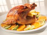 Triple Citrus Buttered Turkey