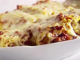 Round 2 Recipe - Lasagna Roll Ups