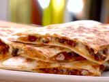 (Web Exclusive) Round 2 Recipe: Bean Chili Quesadilla