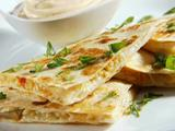 Round 2 Recipe - Cajun Quesadillas