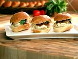 Italian Chicken Sliders with Tomato Jam