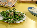 Green Beans with Lemon and Toasted Almonds