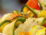Carrot, Zucchini, Squash Ribbons