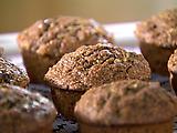 Moist Zucchini Bran Muffins