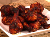Cherry BBQ Chicken Drumsticks