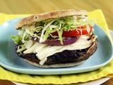Ring-My-Bella Mushroom Sandwich