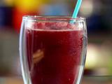 Cherry Lemonade Super-Slushie