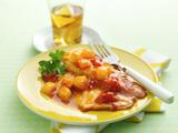 BBQ Mango Tilapia