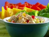 Veggie-Loaded Tangy Tuna Salad