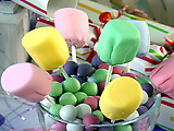 Fondant Marshmallows