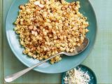 Toasted Almond Pasta Salad