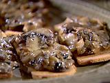 Wild Mushroom Toasts