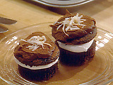 Chocolate Peak Cupcakes
