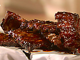 Hot Honeyed Spare Ribs
