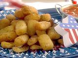 Fried Mozzarella Nuggets