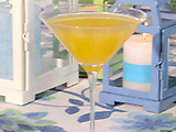 Mango Ginger Martini