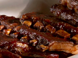 Cherry Cola Glazed Spare Ribs