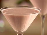 Strawberry Cream Martini