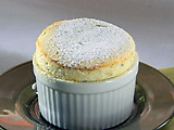 Lime Souffle