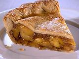 Spiced Peach Pie