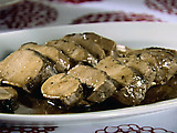 Pork Tenderloin with Plum Sauce