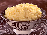 White Chocolate Polenta