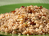 Nutty Herbed Rice