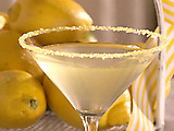 Lemon Cream Martini