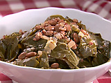 Southern-Style Greens with Beans
