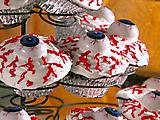 Bloodshot Peanut Butter Eyeballs