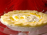 Frosty Lemon Chiffon Pie