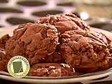Stephanie Tyler's Chocolate Surprise Cookies